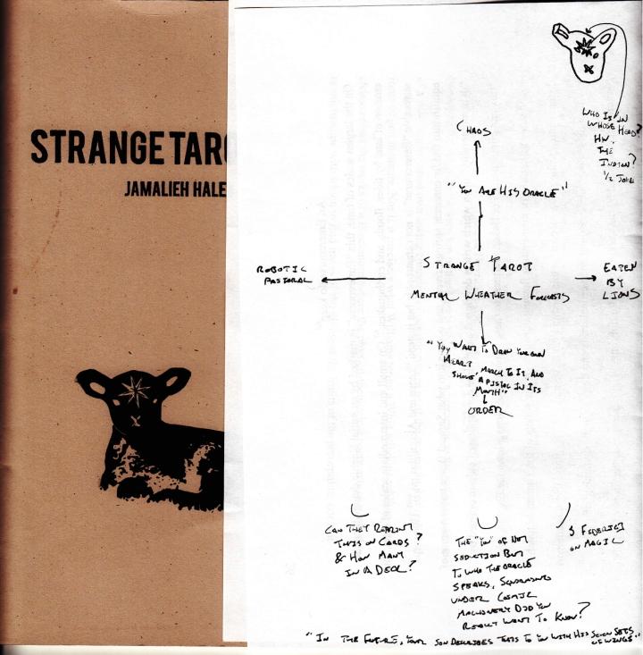 2014 Strange Tarrot
